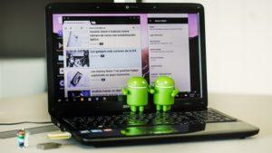 Передаем фото с Android на компьютер