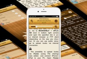 Приложения для чтения книг на iPhone