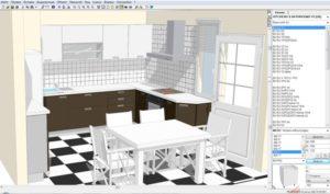 Программы для 3D-моделирования мебели