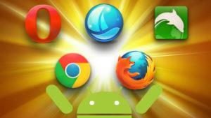 Самые быстрые браузеры для Android