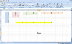 Использование критериев в Microsoft Excel
