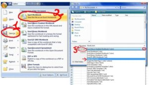 Конвертация файлов XML в форматы Excel