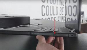Способы открытия дисковода на ноутбуке