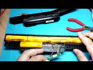 Правильная зарядка батареи ноутбука