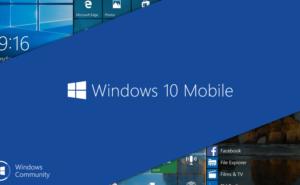 Обновление Windows Phone до Windows 10