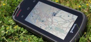 Пешеходный навигатор на Андроид