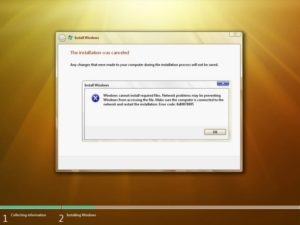 Исправляем ошибку 0x80070005 в Windows 7