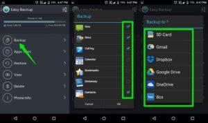 Как сделать бэкап Android-устройства перед прошивкой