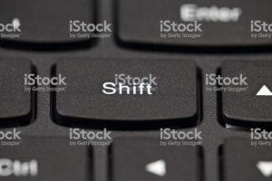 Решаем проблему с неработающей клавишей SHIFT на ноутбуке