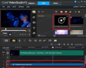Лучшие программы для наложения музыки на видео