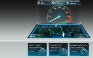Онлайн-сервисы для проверки скорости интернета