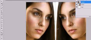 Зеркальное отражение фото с помощью онлайн-сервисов