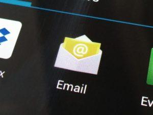 Создание электронной почты на смартфоне с ОС Android