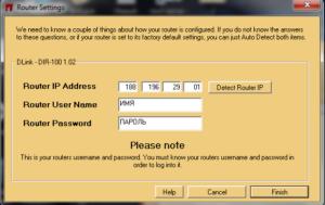 Как узнать пароль от своего роутера
