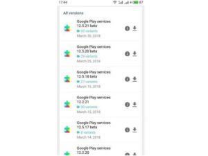 Восстановление Google Play Маркета на Android