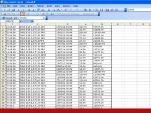 Создание прайс-листа в Microsoft Excel