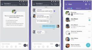 Сохраняем переписку из Viber в среде Android, iOS и Windows
