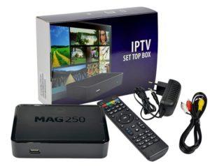 Прошивка ТВ-приставки MAG 250