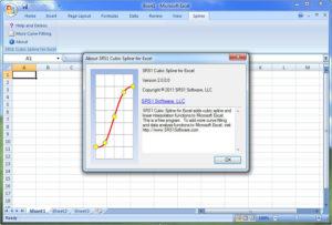 Применение интерполяции в Microsoft Excel