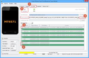 Прошивка Android-устройств на базе МТК через SP FlashTool