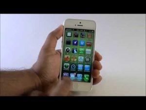 Прошивка и восстановление Apple iPhone 5S