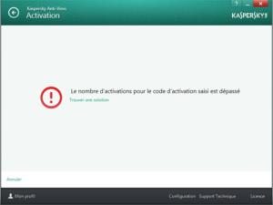 Решение проблем с установкой Kaspersky Anti-Virus в Windows 7