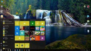 Установка живых обоев на Windows 10
