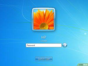 Изменение пароля на компьютере с Windows 7