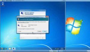 Включение RDP 7 в Windows 7