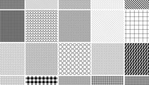 Создаем пиксельный узор в Фотошопе