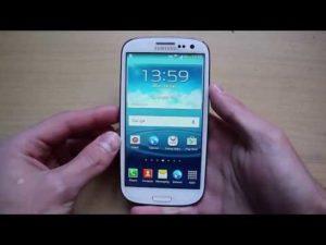 Прошивка смартфона Samsung GT-I9300 Galaxy S III