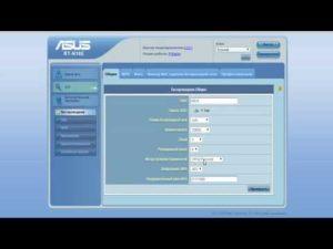 Прошивка и восстановление роутера ASUS RT-N10