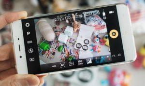 Приложения-камеры для Android