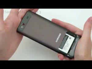 Прошивка смартфона Samsung Wave GT-S8500