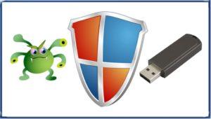 Защищаем флешку от вирусов