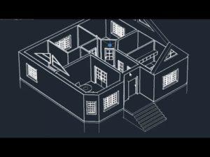 3D-моделирование в AutoCAD