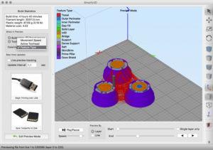 Программы для 3D-принтера