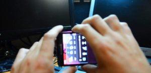 Создание скриншота на Lenovo