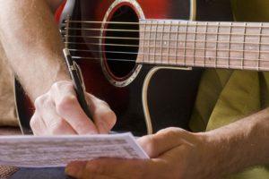 Как написать песню онлайн