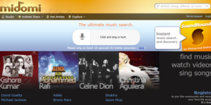 Определяем музыку онлайн