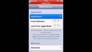 Ставим пароль на приложение в iPhone
