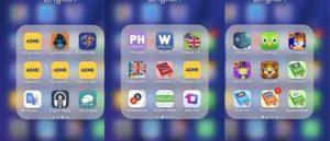 Приложения для изучения английского языка на Андроид