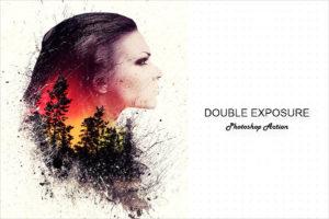 Создаем эффект двойной экспозиции