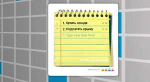 Блокнот и записки для рабочего стола Windows