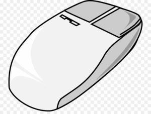 Рисуем мышью на компьютере