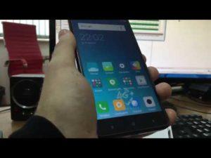 Прошивка смартфона Xiaomi Redmi Note 4(X) MTK