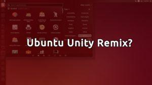 Возвращение Unity в Ubuntu 17.10