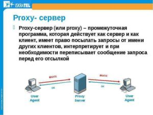 Принцип работы и предназначение прокси-серверов