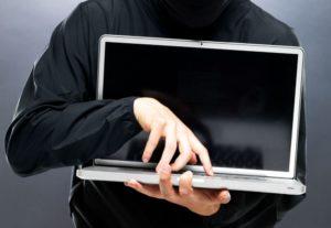 Поиск украденного ноутбука