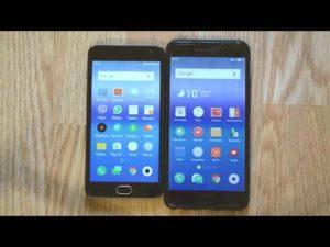 Прошивка смартфона Meizu M2 Mini